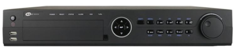 16 Channel 16 PoE Plug and Play NVR