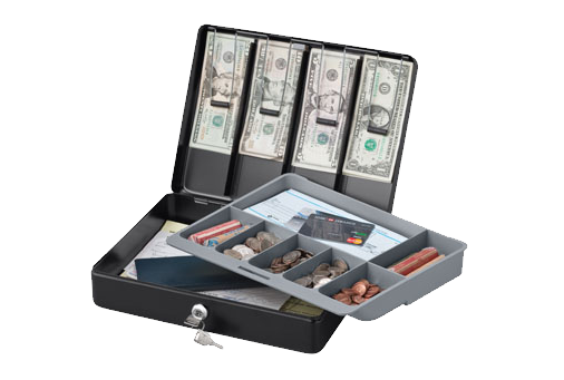 Sentry Safe Deluxe Cash Box