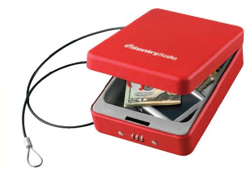 SentrySafe Compact Safe - P005C