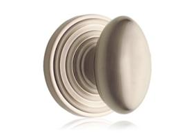 Design Elements Ellipse Door Knob