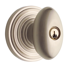 Ellipse Keyed Entry Lock