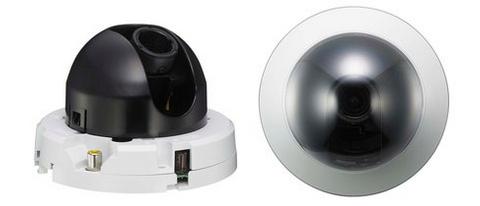 SSCN21A Mini Dome Camera