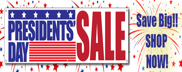 President\'s Day Sale