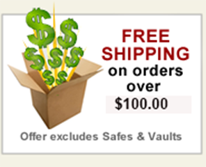 Free Shipping on Orders over $100.00