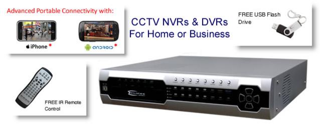 CCTV DVRs