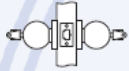 Double Single Cylinder Communicating Function