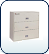 Lateral Water/Fireproof File Cabinets
