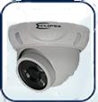 CCTV Hybrid Dome Cameras
