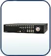 CCTV Analog Hybrid DVRs