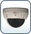 Outdoor Analog CCTV Dome Cameras