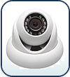 Outdoor CCTV IP Dome Cameras