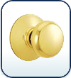 Commercial Dummy Door Knobs-Grd 1