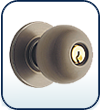 Commercial Entry Door Knobs-Grade 2