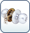 Commercial Exterior Door Knobs-Grd 1
