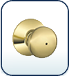 Commercial Privacy Door Knobs-Grd 1