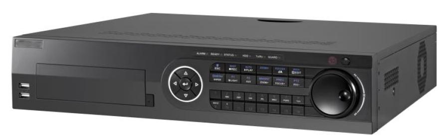 32 Channel HD TVI DVR - 1080P