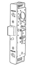 Adams Rite Heavy Duty Deadlatch - Less Faceplate & Less Strike