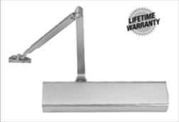 Hagar-5200 Slim Line Heavy Duty Multi Mount Surface Door Closer - Grade 1