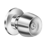 Yale 5400 Series -Grade 1 - Non-Keyed Lockset - Passage or Closet