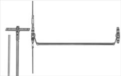 Von Duprin Concealed Vertical Rod - Exit Rim Device - 55 Series