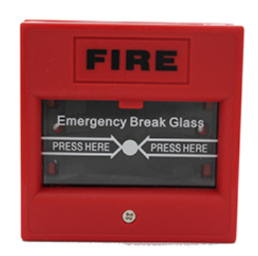Fire Emergency Door Release Break Glass Station