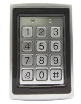 Self Contained Digital Access Control Keypad with Proximity Card Reader