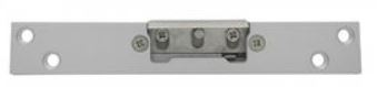 Electronic Door Strike - Stainless Steel Face Plate - 6.29'' x 0.98'' x 1.23''