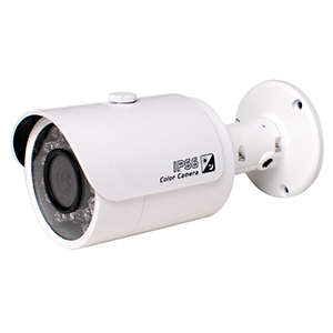 2.4 Megapixel 1080P WaterProof IR Bullet HDCVI Camera