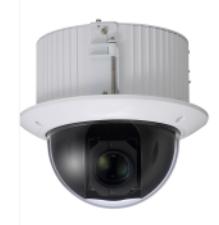 2 Megapixel 20X Ultra-High Speed HD-CVI in Ceiling PTZ Dome Camera
