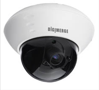 Digimerge High Resolution Varifocal CCTV Dome Camera