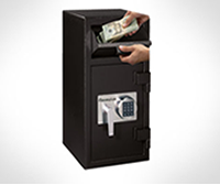 Sentry Safe - Depository Safe - DH134E