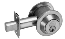 Corbin Russwin Single Cylinder Deadbolt DL3000 Series