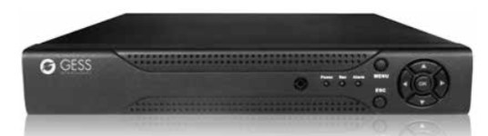 8 Channel IP NVR 1080P@30fps Per Channel