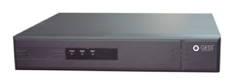 8 Channel 960H TVI DVR, 720P or 1080P