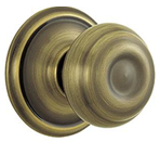 Schlage A-Series Door Knobset - Grade 2 - Georgian - Single Dummy