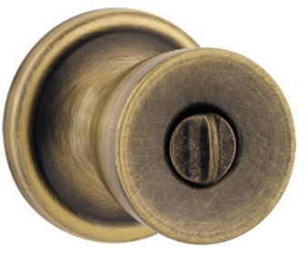 Kwikset Abbey Privacy Door Knobset from the Signature Series