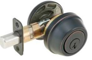 KWIKSET 780 Single Cylinder Deadbolt Smartkey