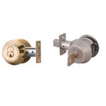 Medeco M3 LFIC Single Cylinder Maxum Deadbolt Lock