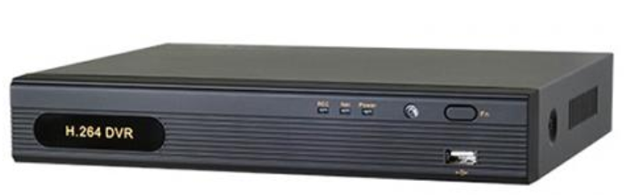 4 Channel Analog Hybrid 1080p,H.264 Real Time DVR