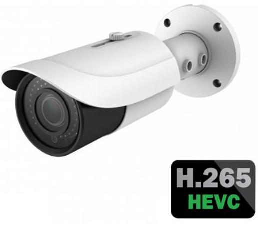 IP Dome Camera - H.265 Compression