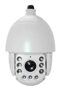 HD TVI PTZ Camera - 2.4 Megapixel CMOS