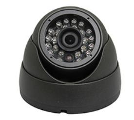 HD-TVI Dome Cameras - 960P - 24pcs IR LEDs