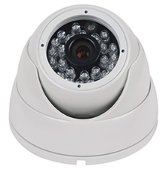 HD-TVI Dome Camera, 960p, 1.3 Megapixel CMOS