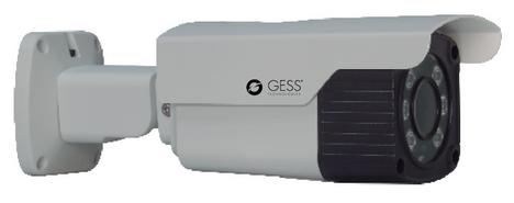"IP HD Bullet Camera - 1/3"" 4.0 Mega Progressive Scan CMOS Mortorized Lens"