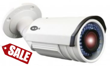 3MP IP IR Rugged Outdoor Bullet Camera