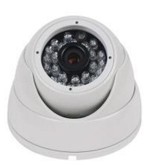 AHD 1080p, 2.0 Megapixel SONY CMOS Dome Camera