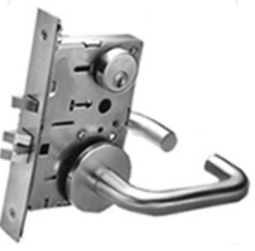 Yale-8800FL Mortise Lock-Single Cylinder-Grade 1