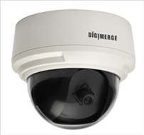Digimerge DPD23D - Ultra Resolution Polaris Vision Dome Camera