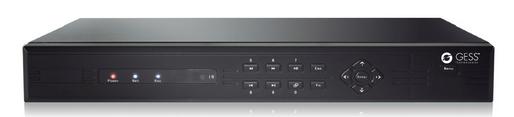 16 Channel TVI DVR - 16ch 960H, 16 ch 720P or 1080P