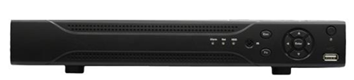 4 Channel HD-CVI 720P, H.264 Real Time DVR